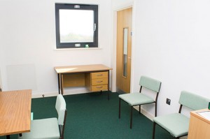 coniston community centre interview room